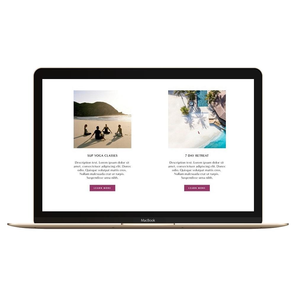 2 Vitamin Sea Mock web design project.jpg