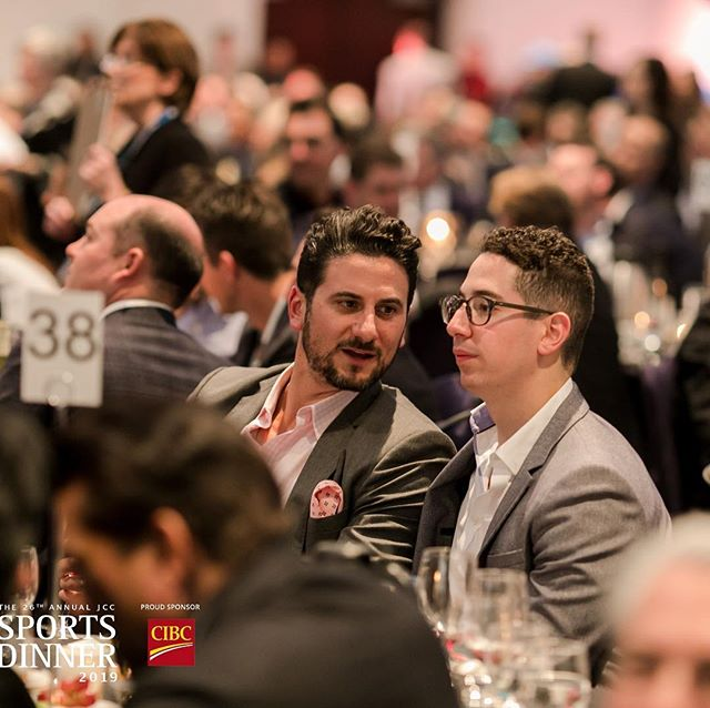 We were humbled to have such a full room of generous #sponsors at #jccsportsdinner. Thank you to All-Stars @RennieVancouver @sleemanbeer @lifeatsmythe @StarlineWindows @TD_Canada @ThorTax @valuegroupproperties @VelaWealth #gratfeul