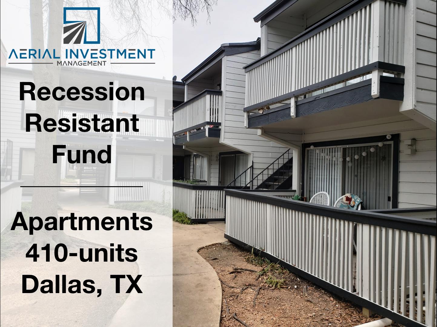 410-units  Dallas, TX  10.9% allocation