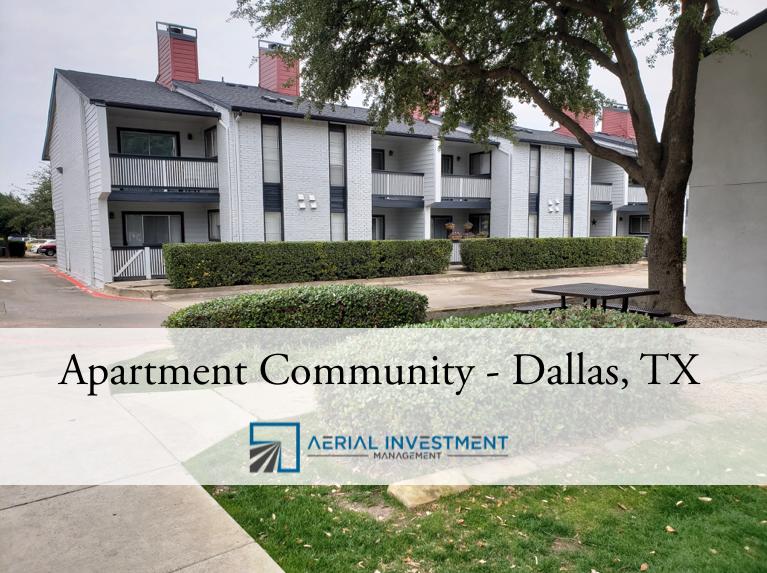 Dallas Texas Apartments