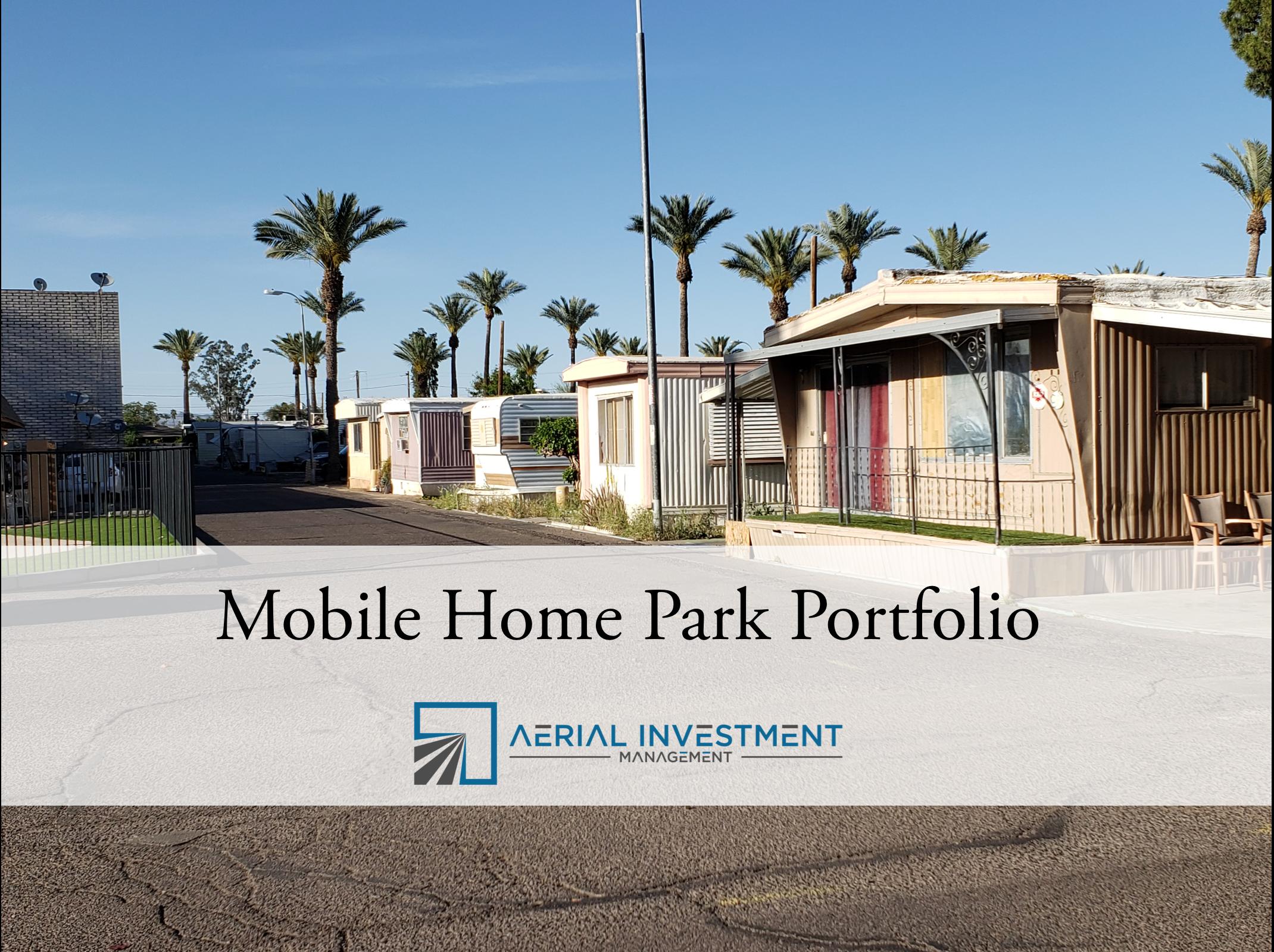 mobile home park portfolio