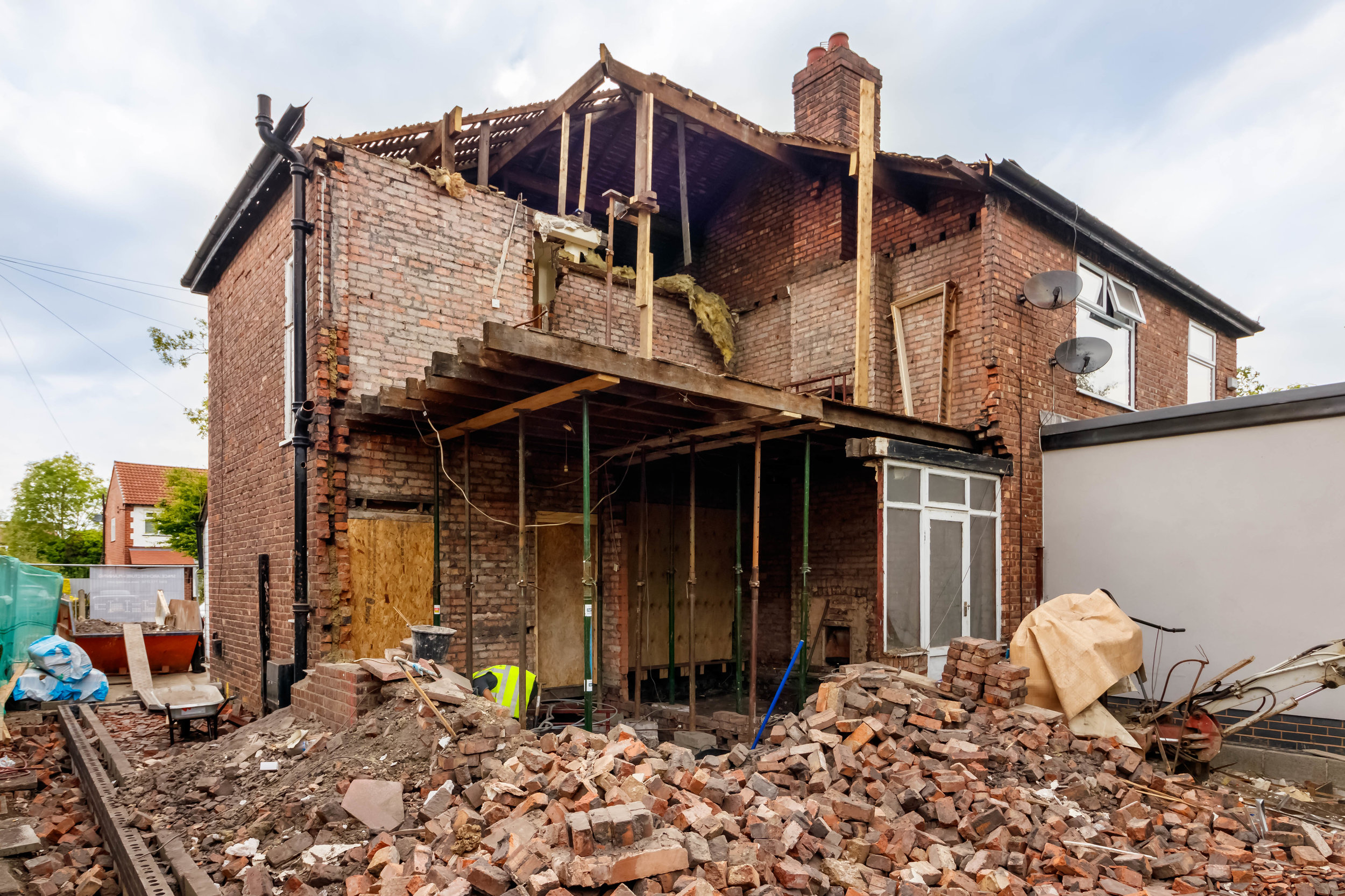 Renovation - Chorlton