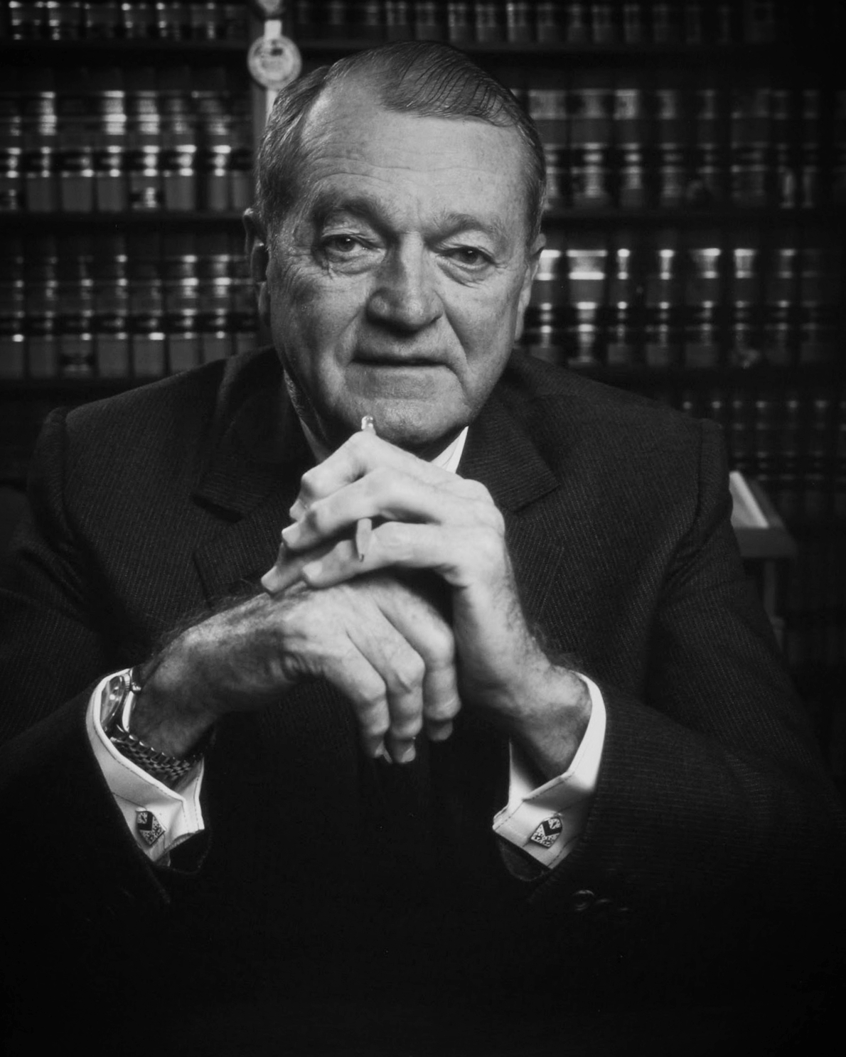 Charles Alan Wright , former professor at The University of Texas School of Law, co-author of the leading treatise  Federal Practice and Procedure , and former president of the American Law Institute