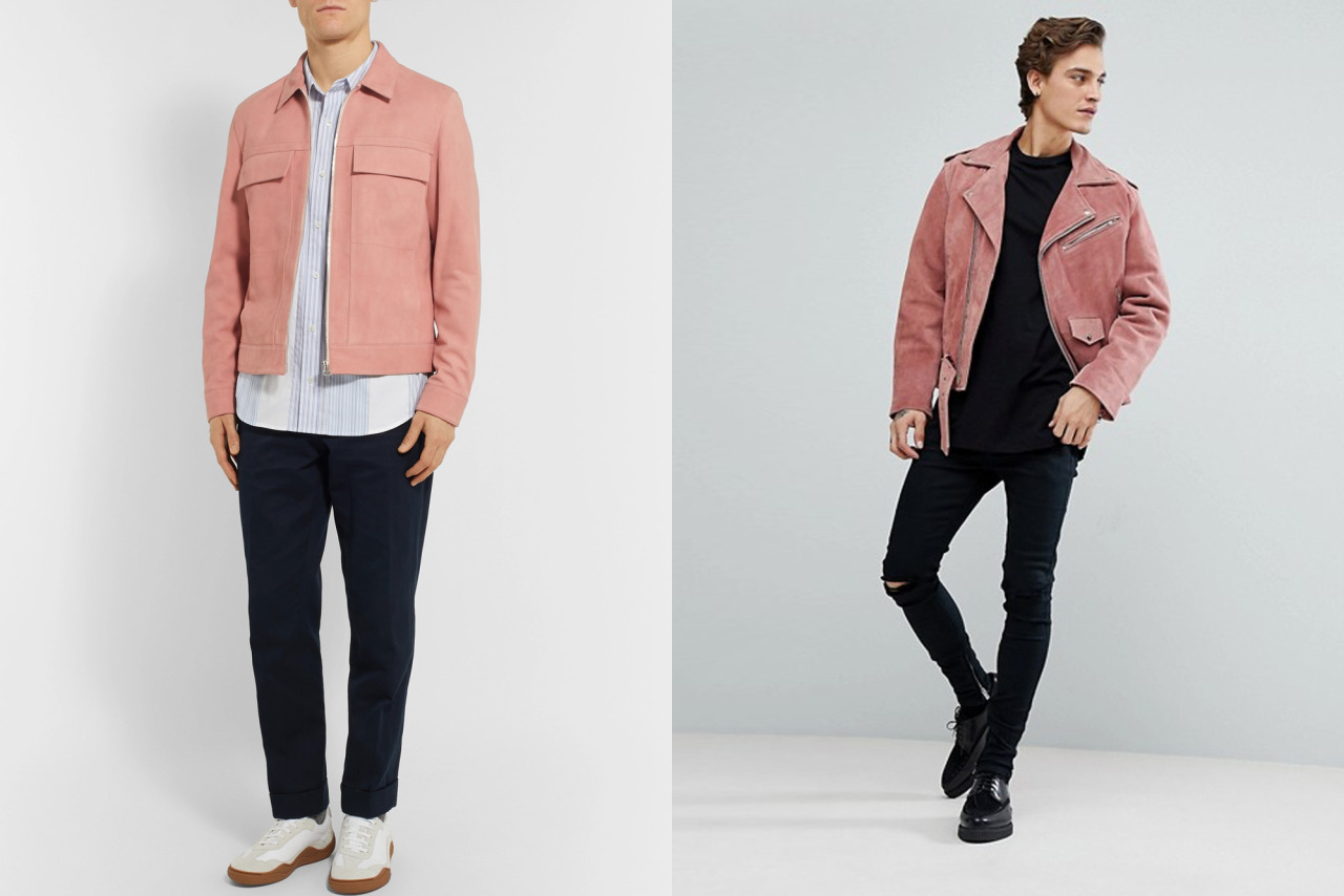 High:  Solid Homme  – Low:  ASOS