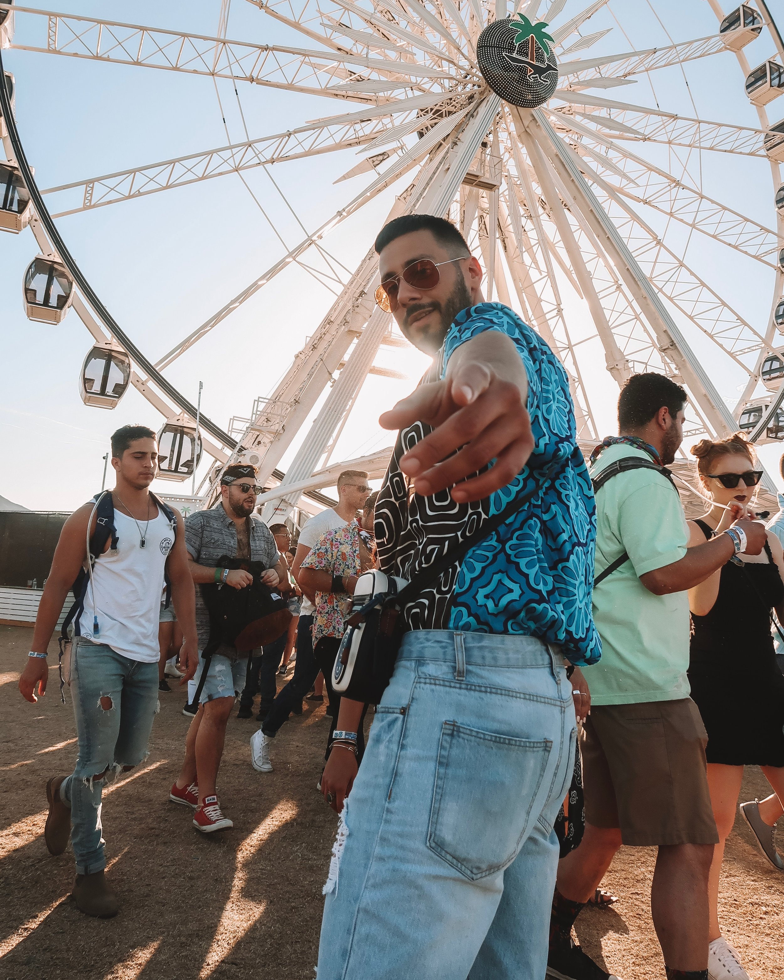 Style Journal: Five Outfits I Wore at Coachella 2019