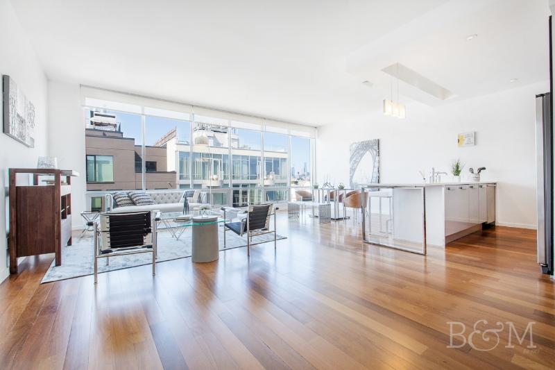 170 N11th St, #6D - Williamsburg | Brooklyn    2 Bedroom // 2 Bath Days on Market — 55 Sold Price:    $1,695,000