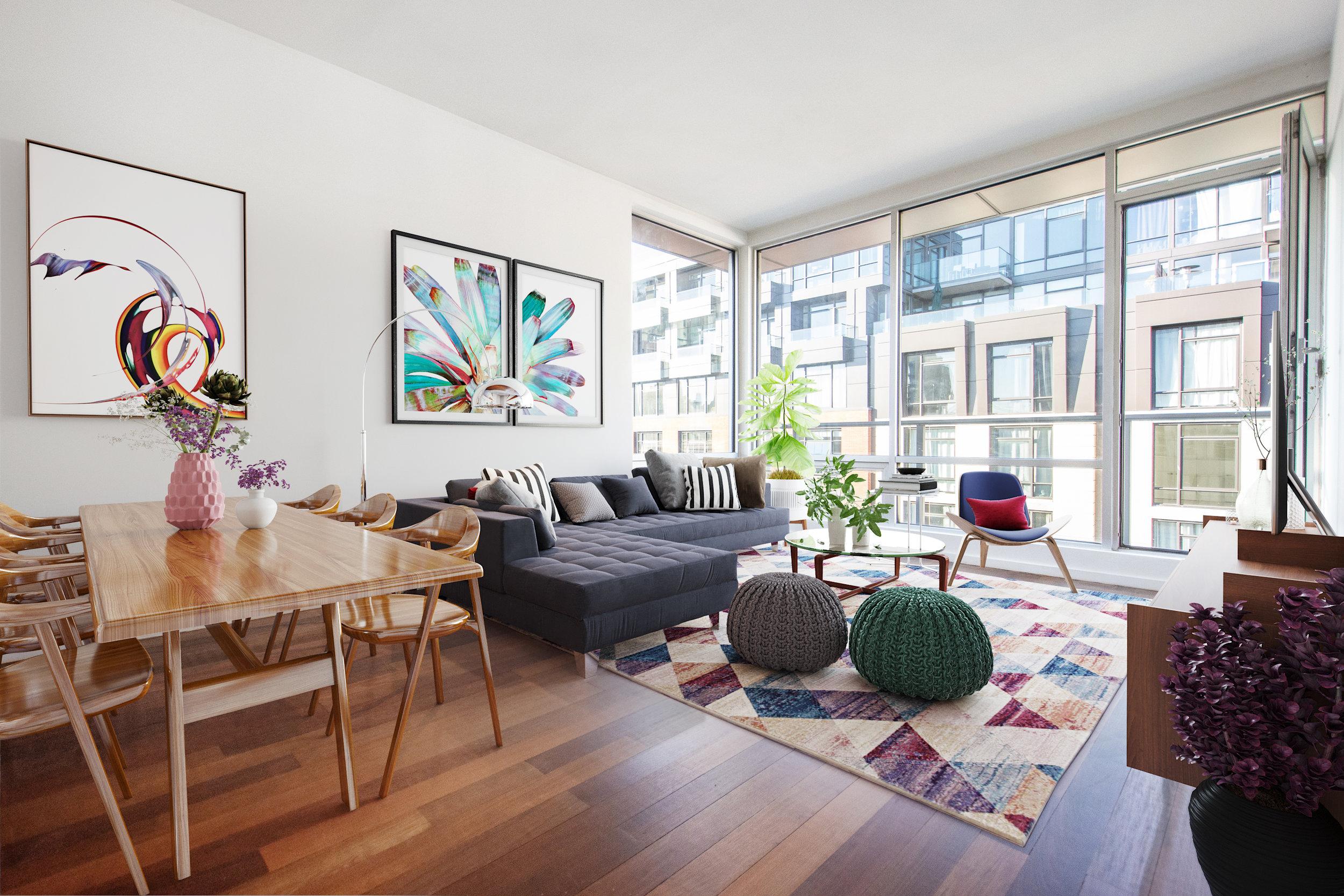 170 N11th St, 5D - Williamsburg | Brooklyn    1 Bedroom // 1 Bath Leased Price:    $3,500