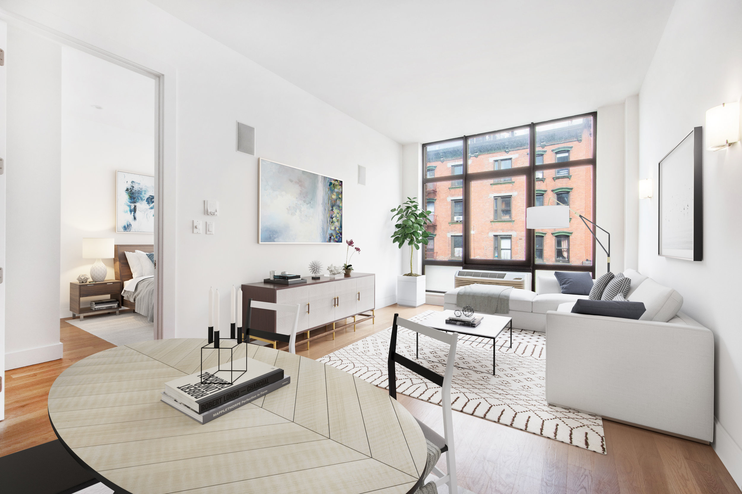 255 Berry St, 2A - Williamsburg | Brooklyn    2 Bedroom // 2 Bath Leased Price:    $4,300