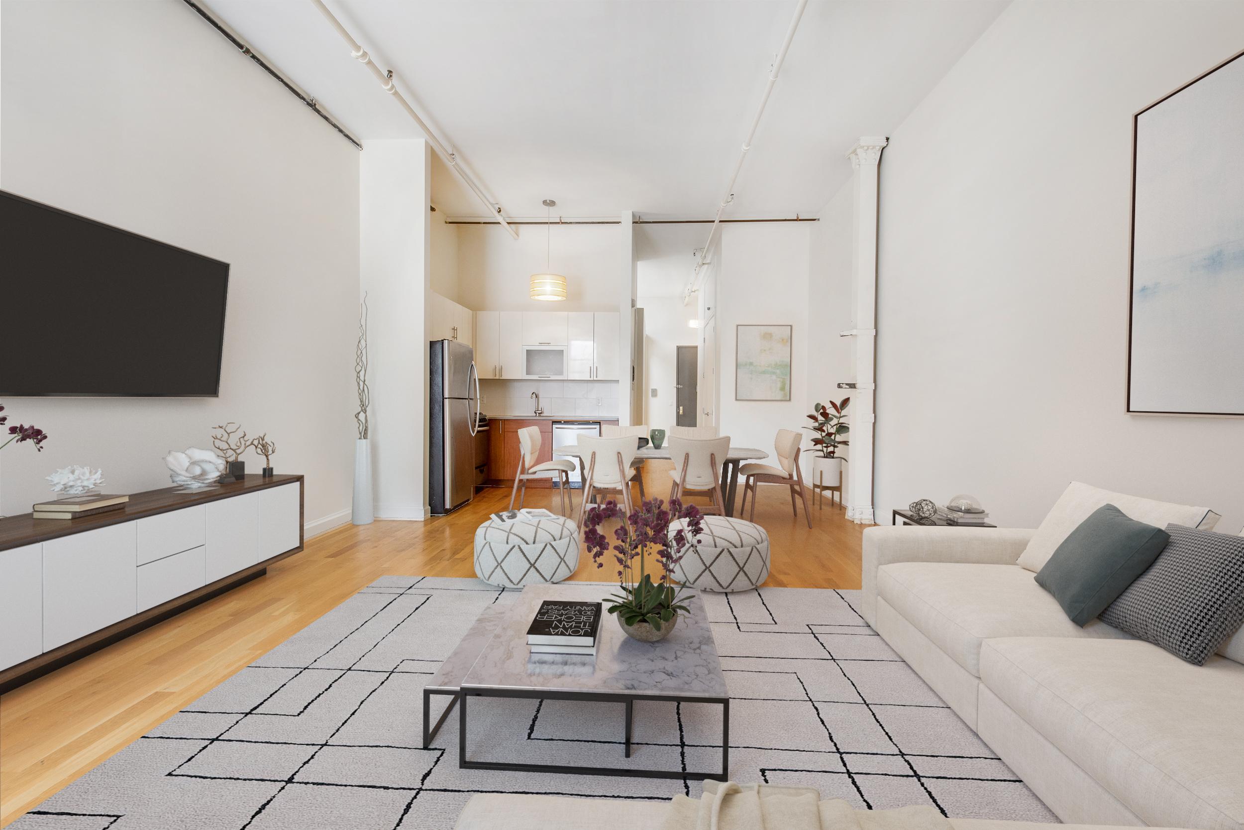 460 Driggs Ave, 206 - Williamsburg | Brooklyn    1 Bedroom // 1 Bath Leased Price:    $3,150