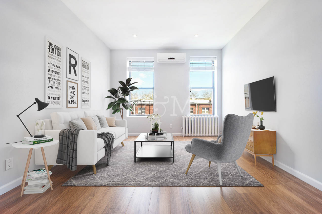 146 Eckford Ave, 3R - Greenpoint | Brooklyn    2 Bedroom // 1 Bath Leased Price:    $2,925