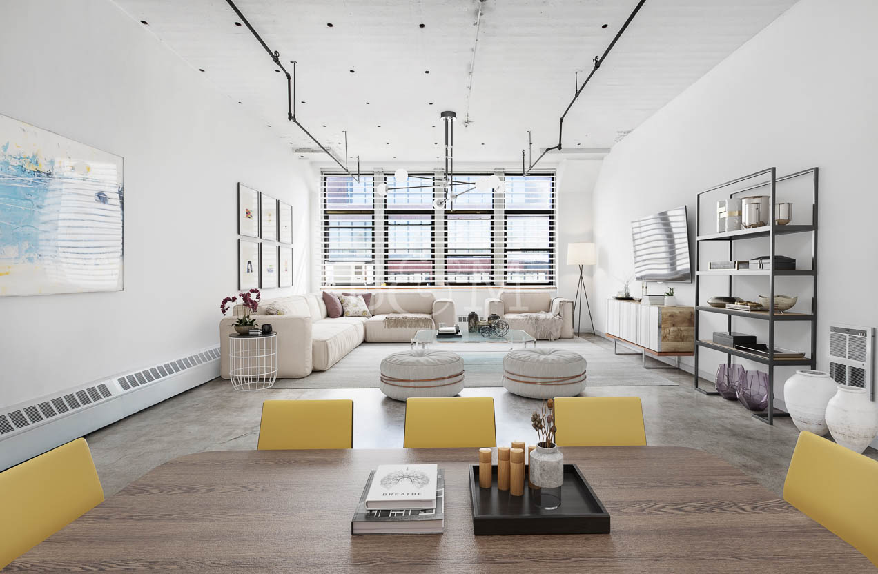 63 N3rd St, 416 - Williamsburg | Brooklyn    1 Bedroom // 1 Bath Leased Price:    $3,500