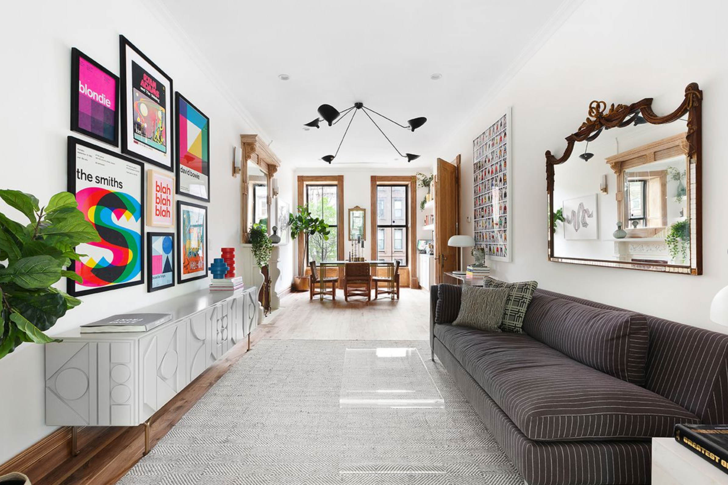 208 Van Buren - Bedstuy | Brooklyn    6 Bedroom // 5.5 Bath Days on Market — 113 Sold Price:    $2,300,000*