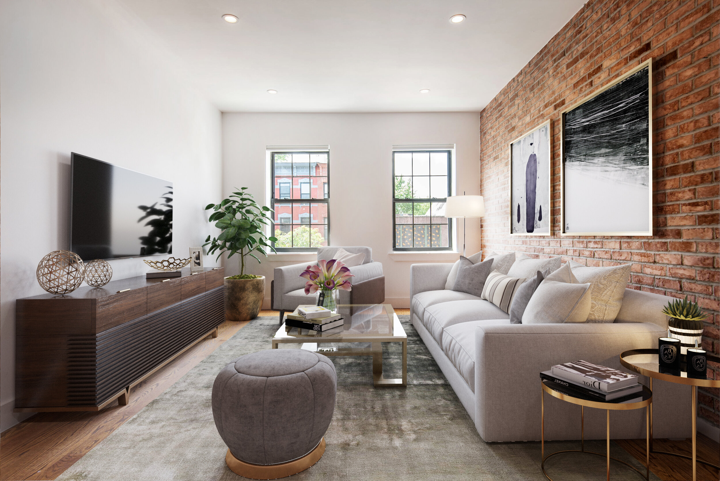 679 Quincy St #3 - Bedstuy | Brooklyn    3 Bedroom // 2 Bath Days on Market — 58 Sold Price:    $845,000