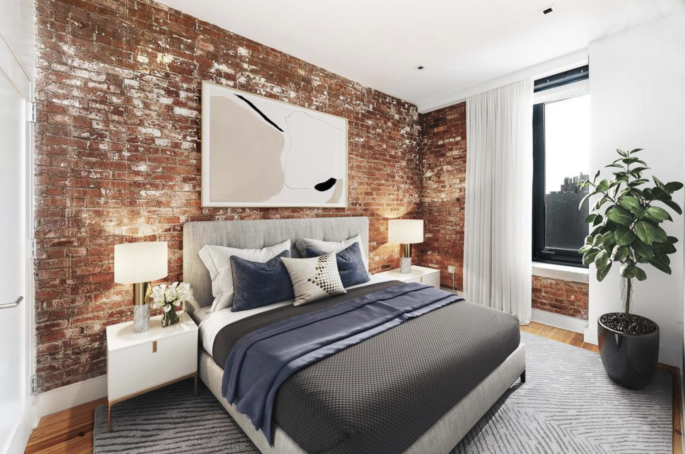 72 Berry St #6A - Williamsburg | Brooklyn    1 Bedroom // 1 Bath In Contract List Price:    $799,995*