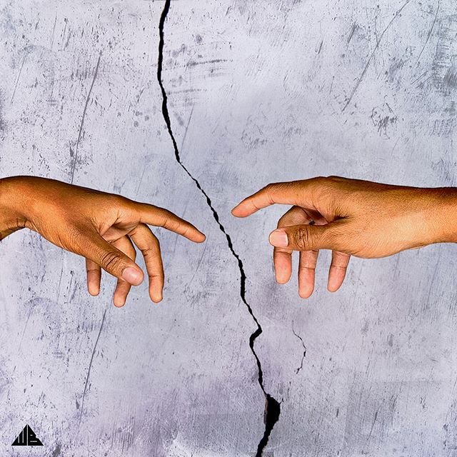 """The new @sirthebaptist single """"Me & God"""" featuring @saintashleey is out now! Thank you @spotify for the New Music Friday Christian add right out the gate #preach"""