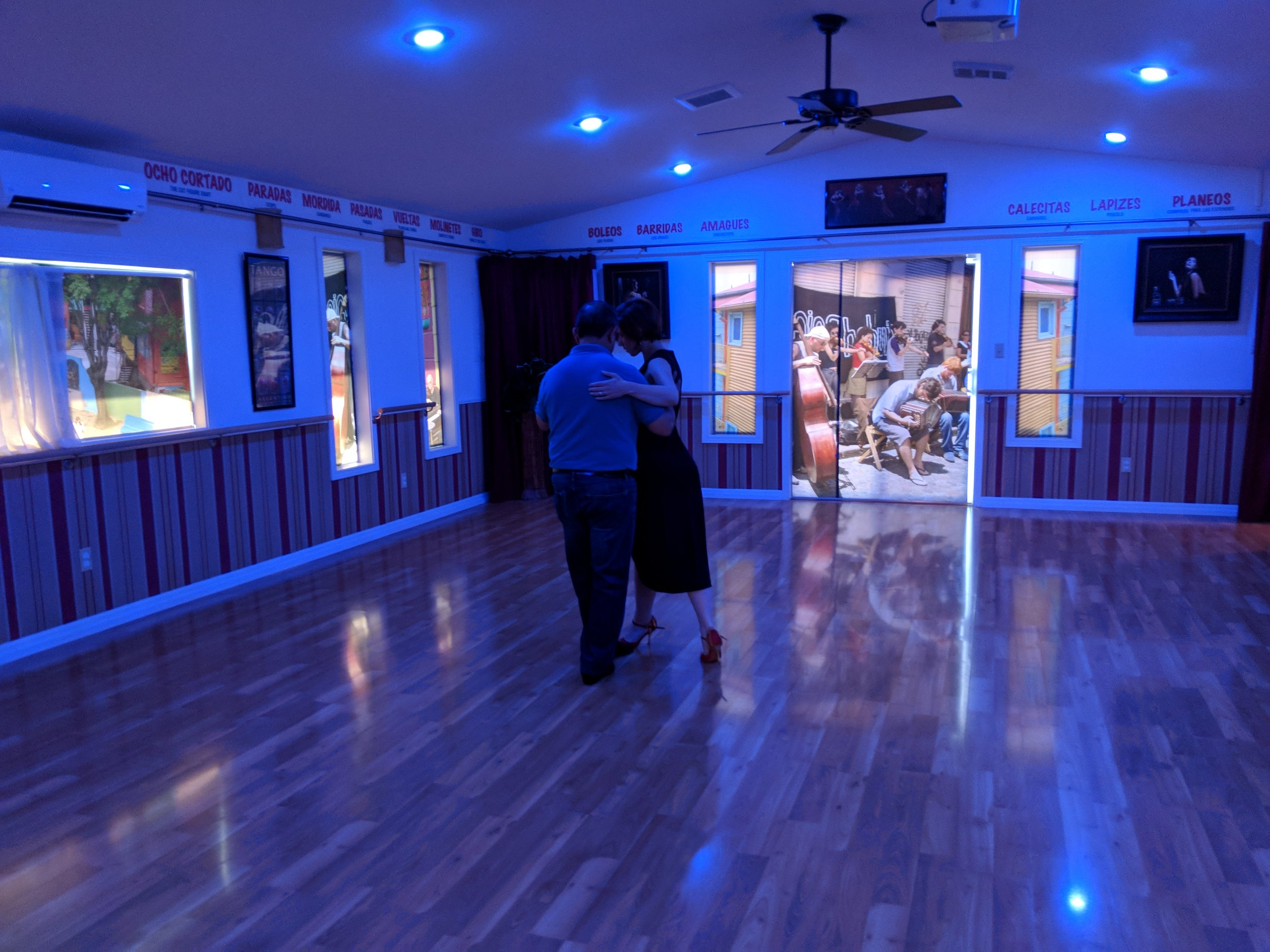 ABOUT US - Find out about our studio,instructors, and our methods of teaching Argentine tango.