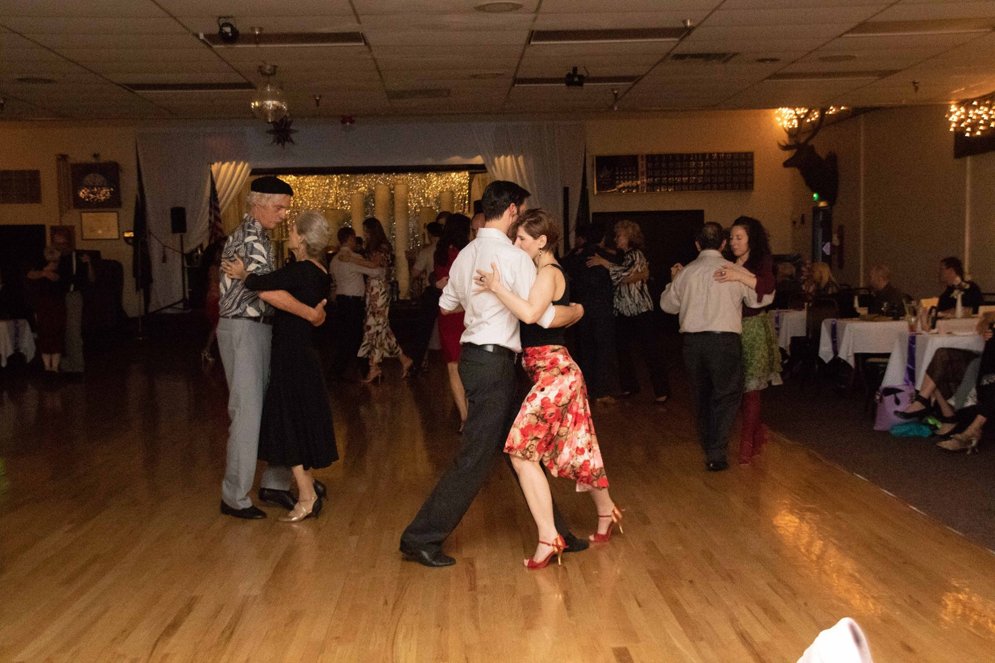 CALENDAR - Want to be a part of Backstreet Tango? Check out our calendar for upcoming classes and events. See our calendar at a glance at the bottom of this page