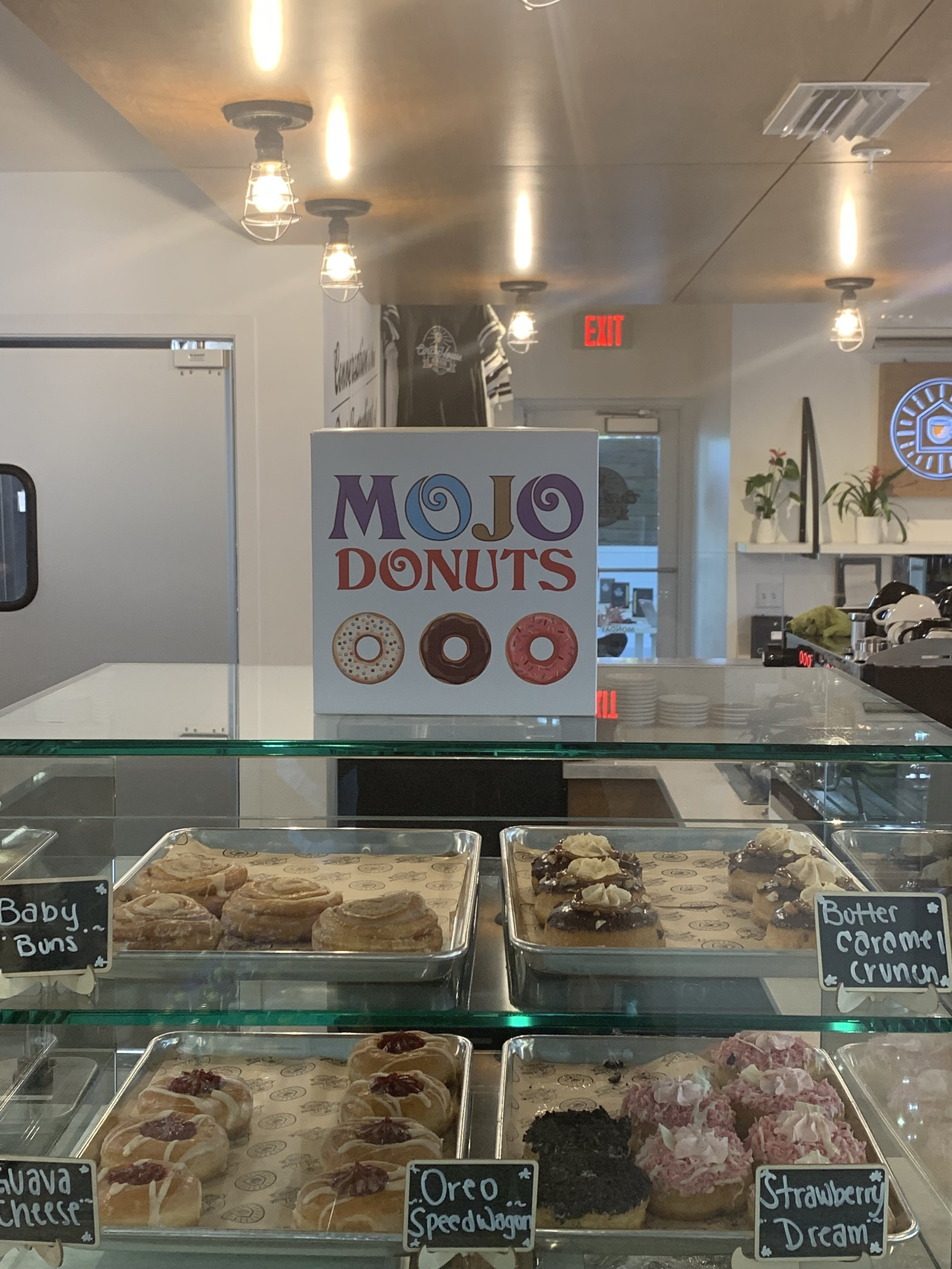 MoJo Donuts -