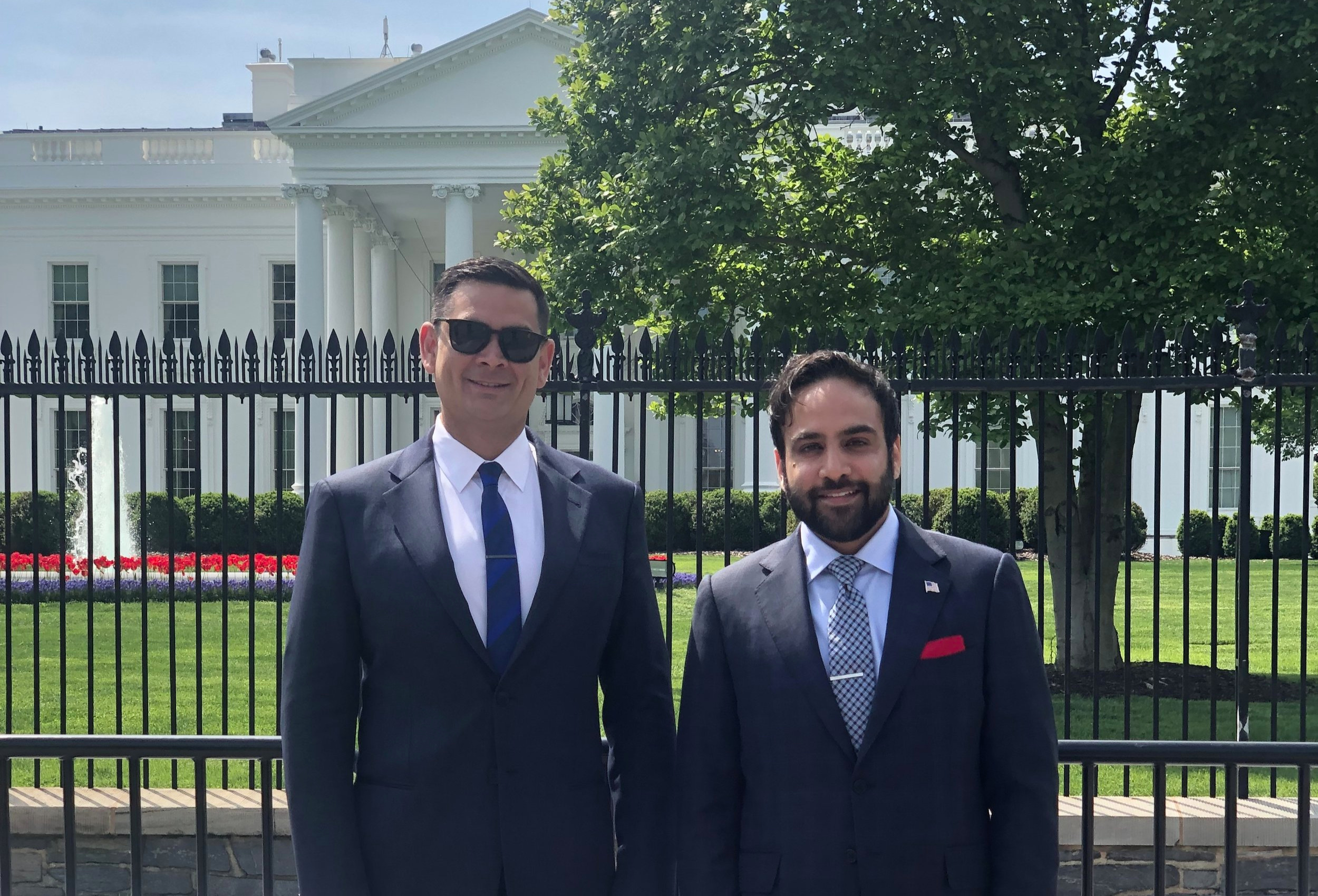 Our founding partner, Alex Bhathal, attended the White House Conference on Opportunity Zones featuring President Trump, leading administration officials, and community leaders.