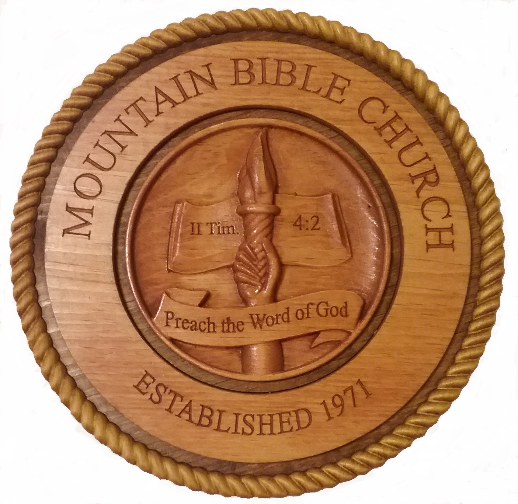 About - From humble beginnings back in 1971, Mountain Bible Church began as a small Bible study group lead by our Founding Pastor, Dr. Marvin Slifer.