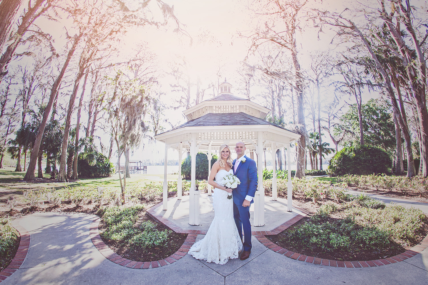 CYPRESS GROVE PARK GAZEBO