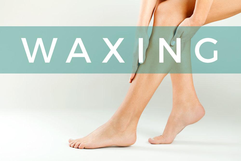 Waxing Services - Brows………………………………$15Lip………………………………………$12Nose……………………….……….$10Chin……………………….………..$12Wax Combo (2 Facial Waxes)……….…$20Wax Full Face (3 Facial Waxes)…...$25Leg wax (Half or Full)……Starts at $45+Arm Wax…………..…….Starts at $40+Bikini………………….…………$45Brazilian………..………….$65