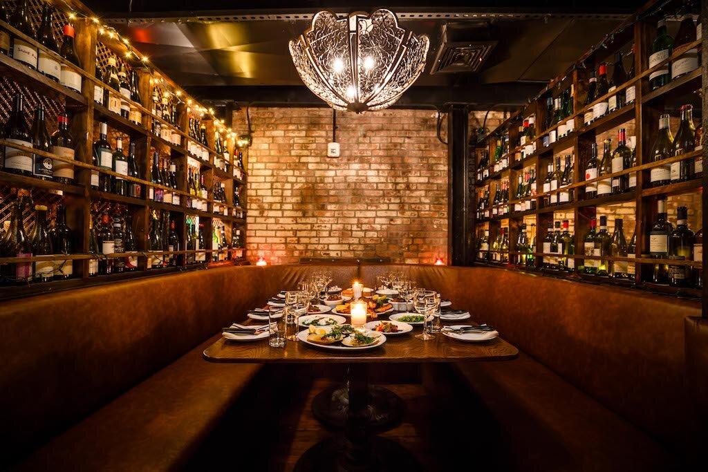 Gran Tivoli Feasting Table for Private Event