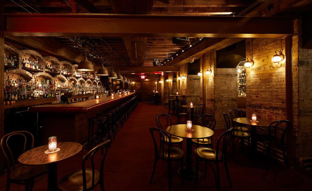 Peppi's Cellar Bar Below Gran Tivoli
