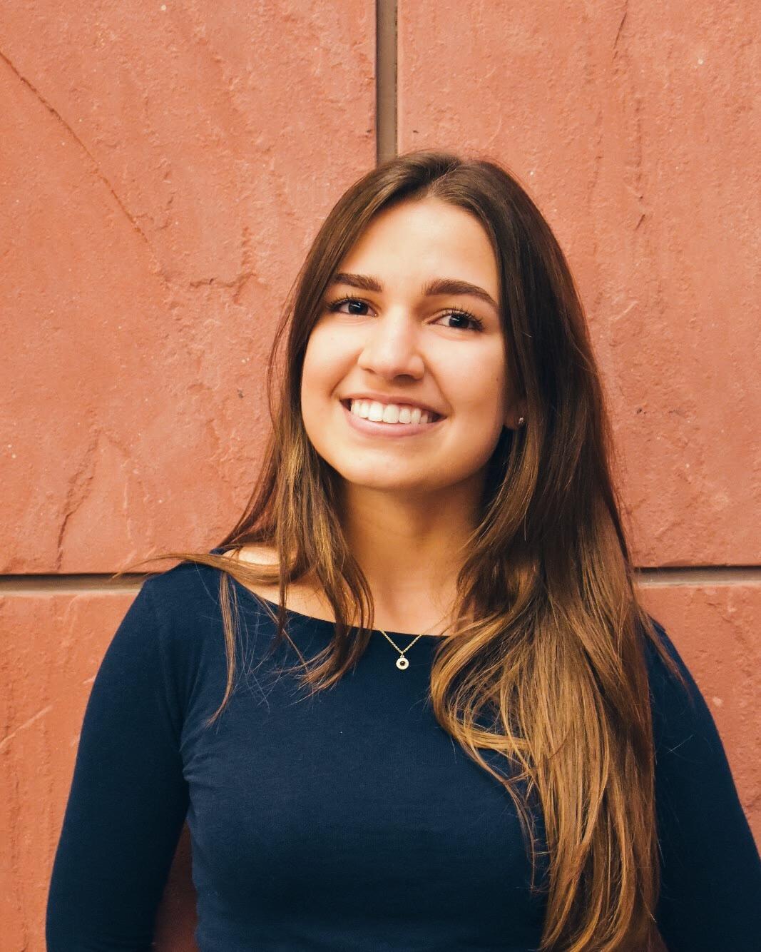 Claudia Haddad, Director of Web