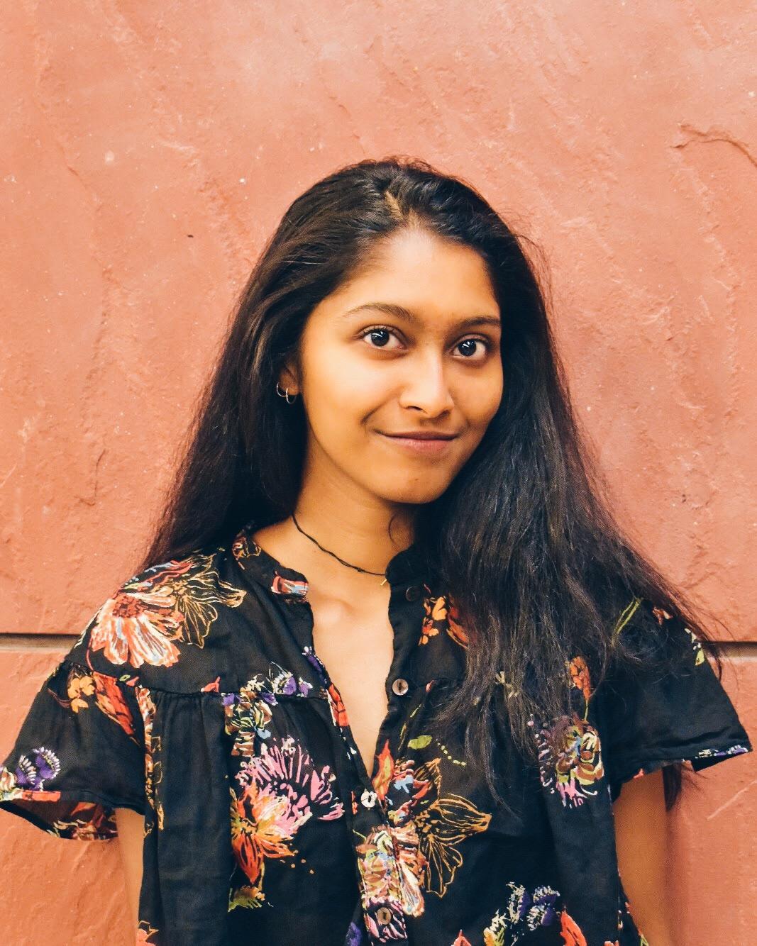 Sanjana Rao, Director of Web Development