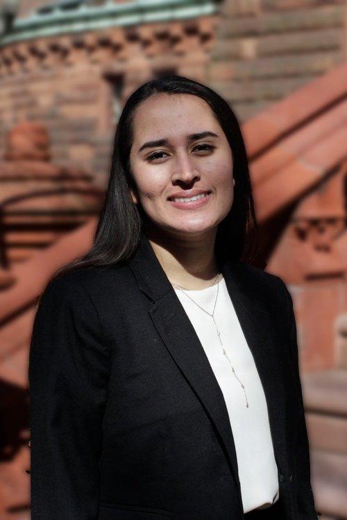 Megan Phansalkar, Director of Academic Affairs