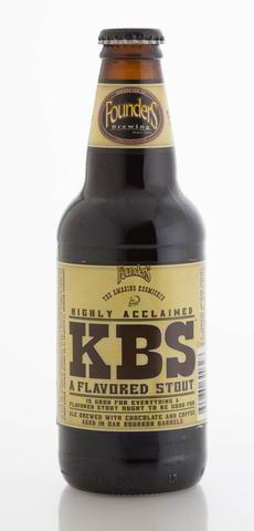 WE STILL HAVE SOME FOUNDERS KBS BOURBON BARREL AGED BEER