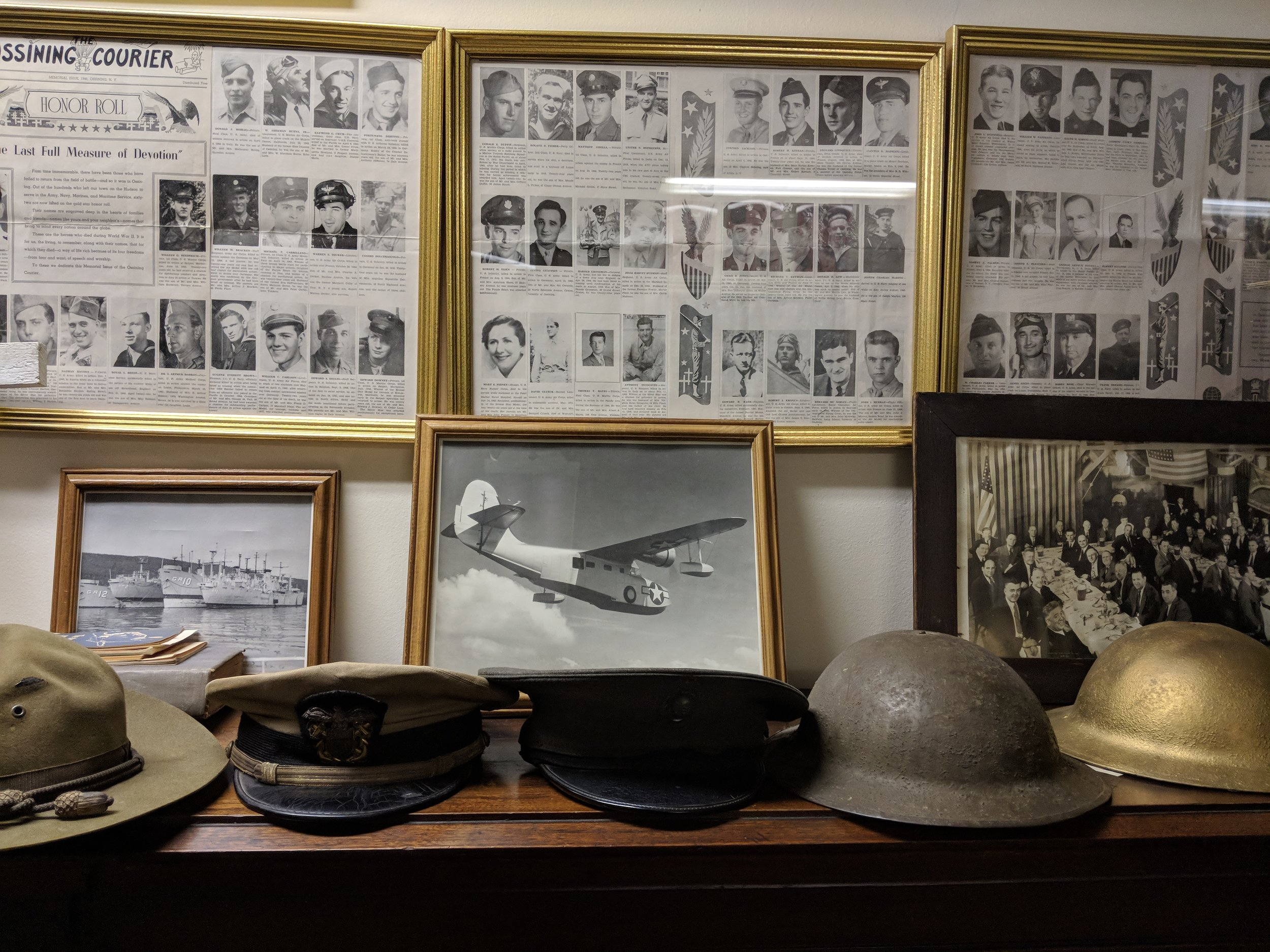 Military Room Display, 2nd Floor