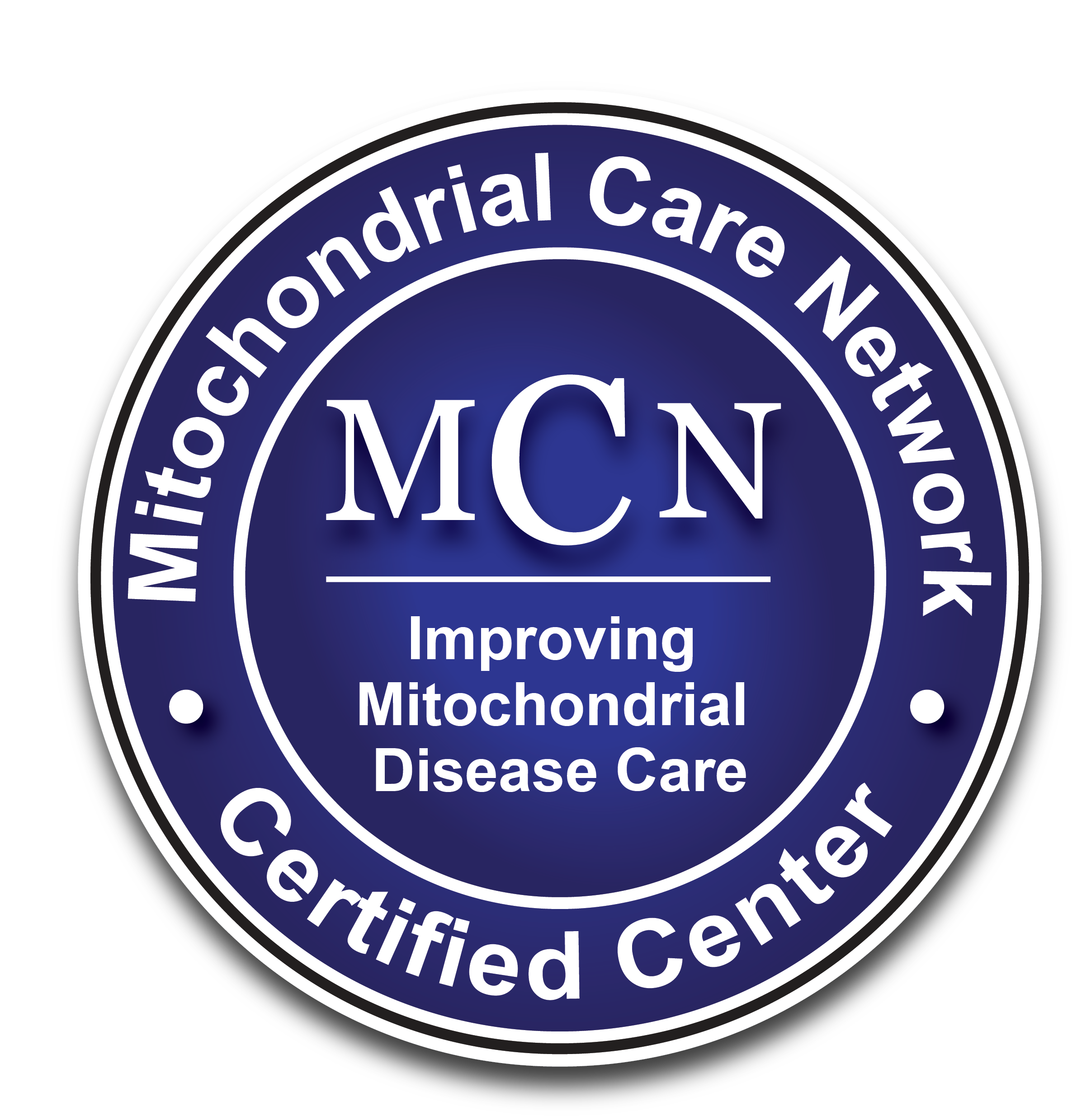 What is the Mitochondrial Care Network (MCN)? - The MCN represents a group of physicians at medical centers across the country that have expertise and experience in providing coordinated, multidisciplinary care for patients with genetic mitochondrial disease. A complete list of MCN Centers can be found here.