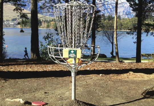 DISC GOLF TOURNAMENT -