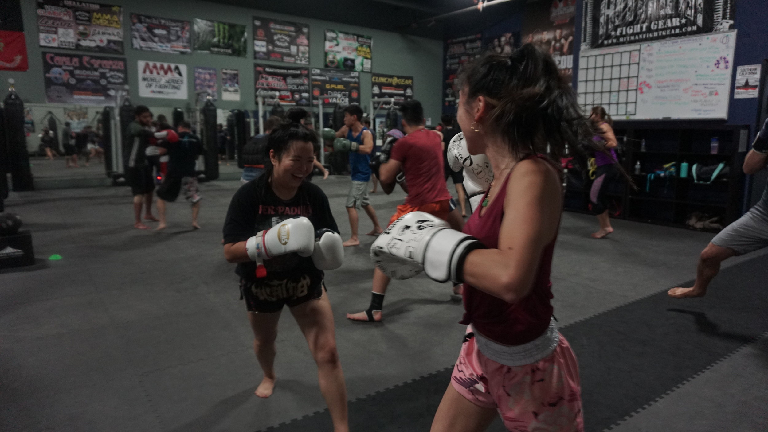 Come see what Muay Thai is all about!