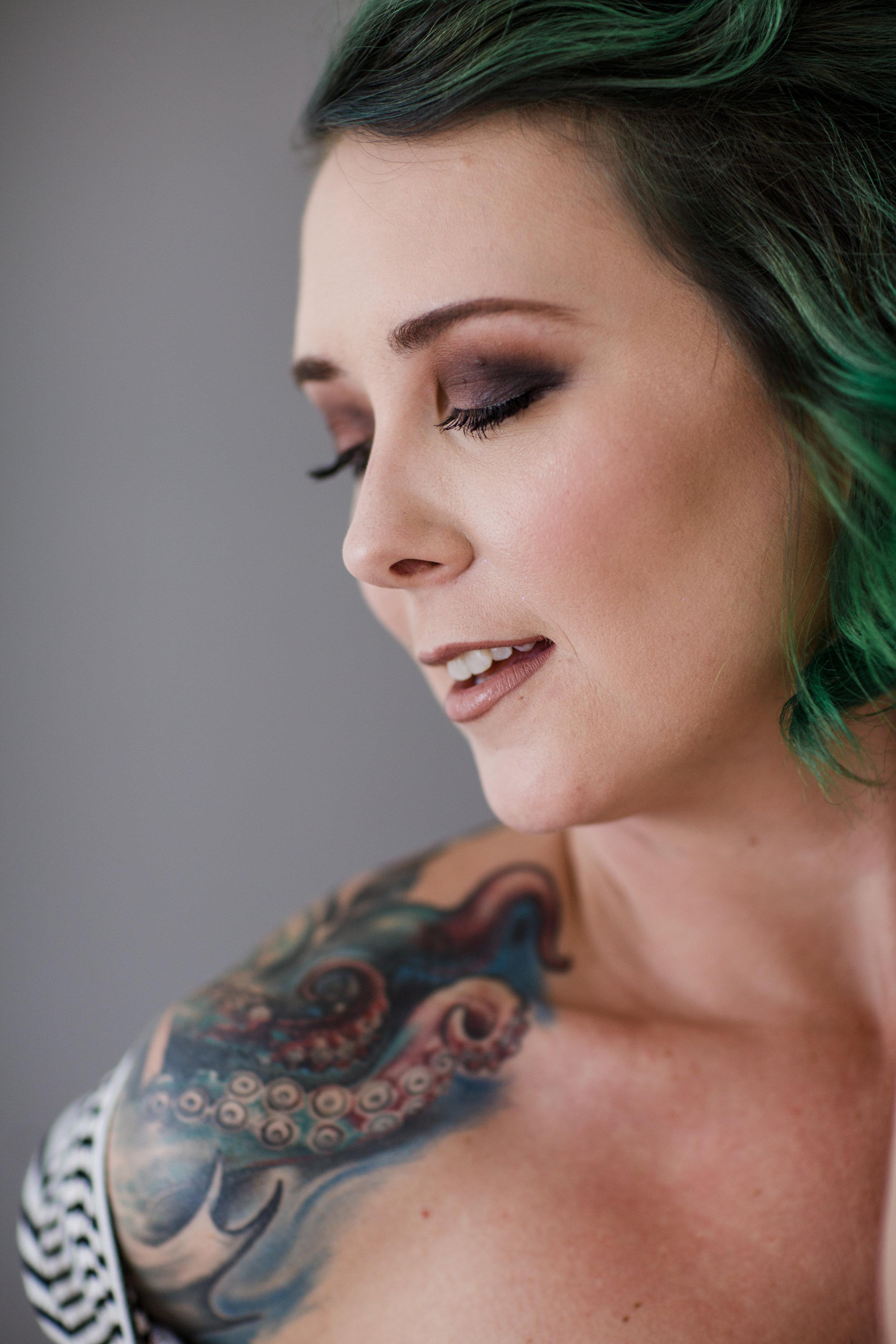 Body Positive Boudoir - Tattoos - Myrtle Beach 10