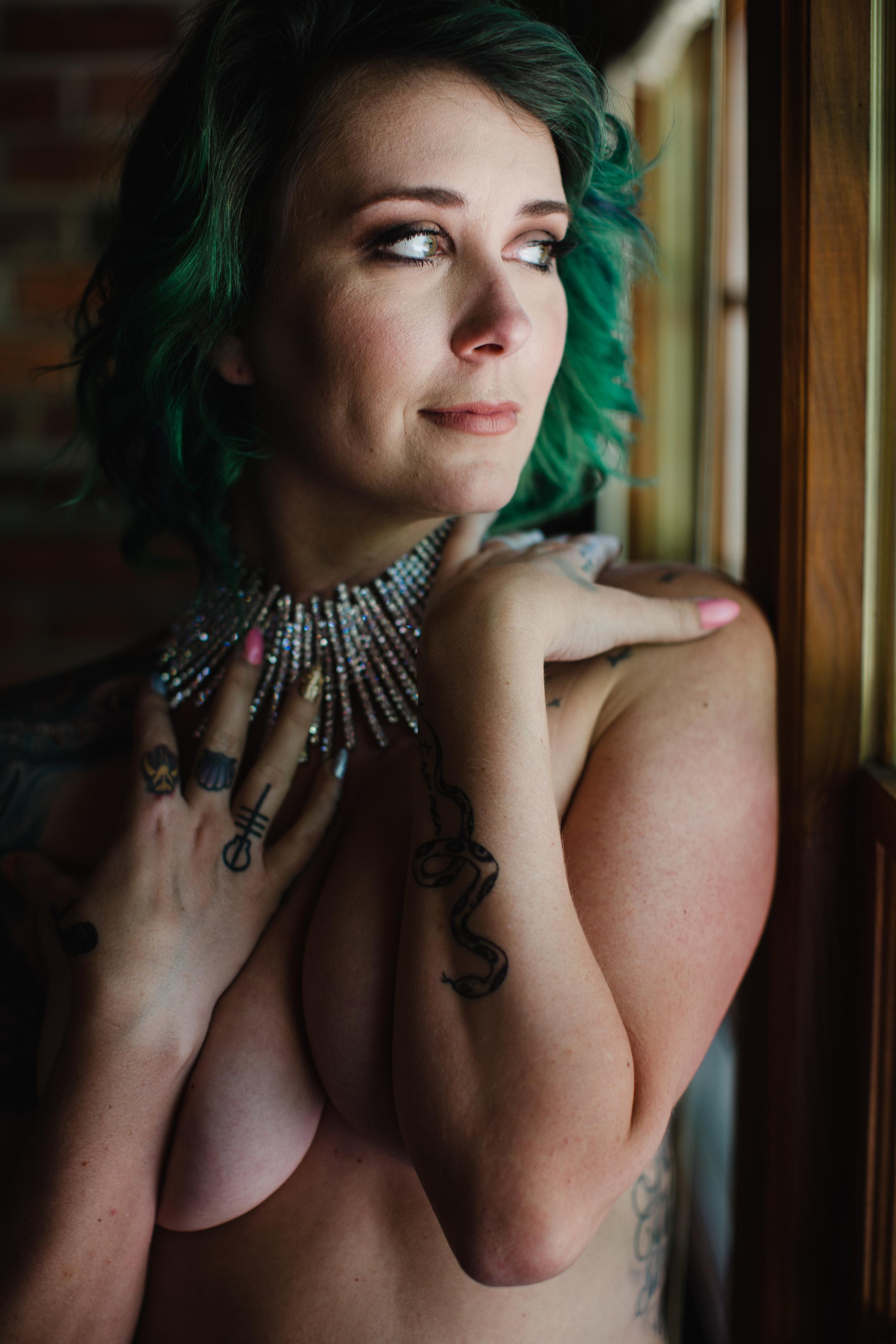 Body Positive Boudoir - Tattoos - Myrtle Beach 19