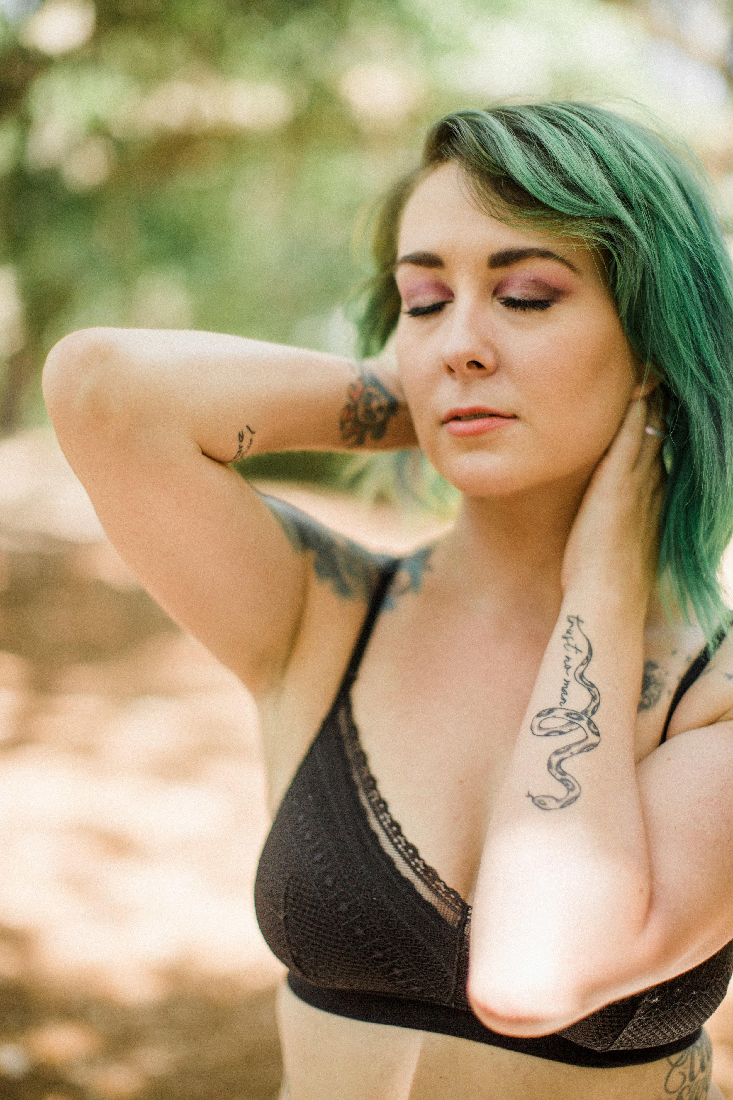 Body Positive Boudoir - Tattoos - Myrtle Beach 8