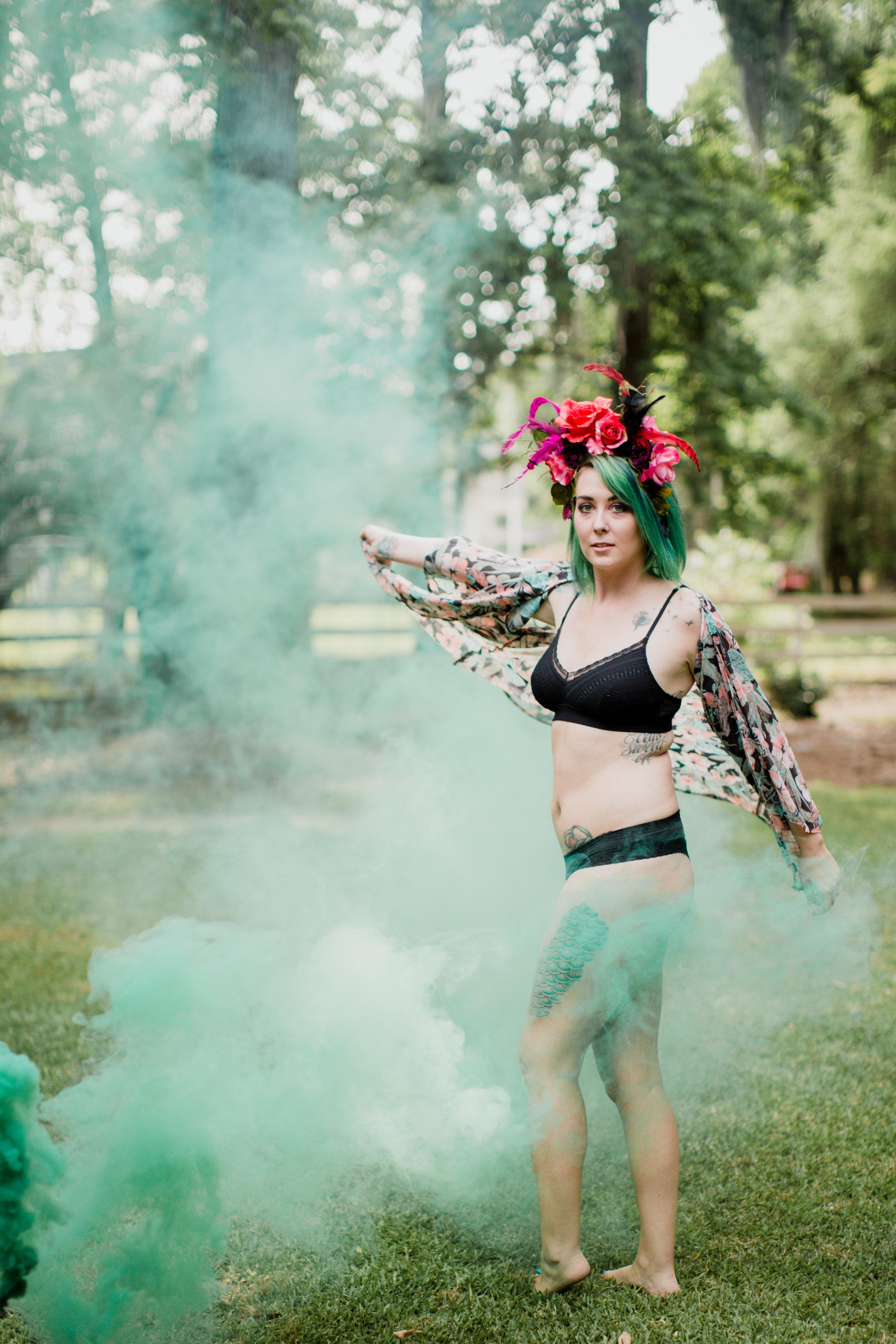 Body Positive Boudoir - Tattoos - Myrtle Beach 21