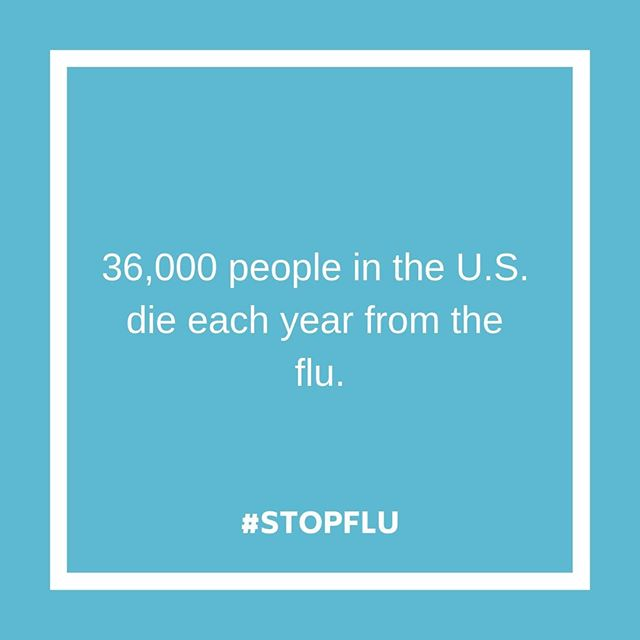 When you get the flu shot, you are protecting your loved ones and your community as well as yourself. Visit our site in our bio to find the nearest place to get your flu shot. #stopflu #getyourflushot