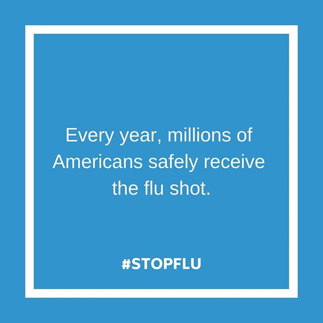 Keep yourself and others safe this flu season by getting the flu shot. Go to the link provided in our bio to find a location near you to get one. #stopflu #getyourflushot