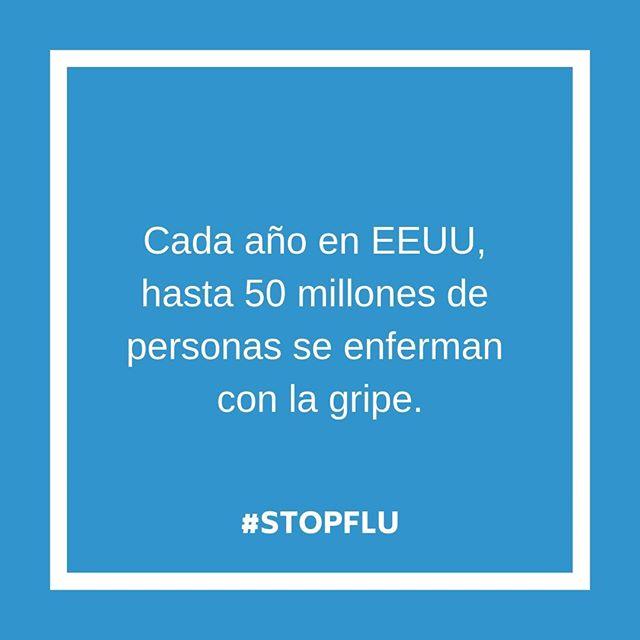 Es temporada de gripe, y todos pueden verse afectados. Haga su parte por sus seres queridos y su comunidad vacunándose contra la #gripe. Encuentre su vacuna contra la gripe más cercana haciendo clic en el enlace en la biografía. #stopflu #getyourflushot