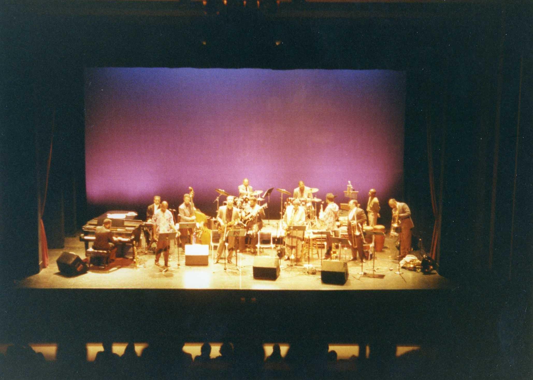 1992 JCMC Ensemble @ Blackman Auditorium - Northeastern University