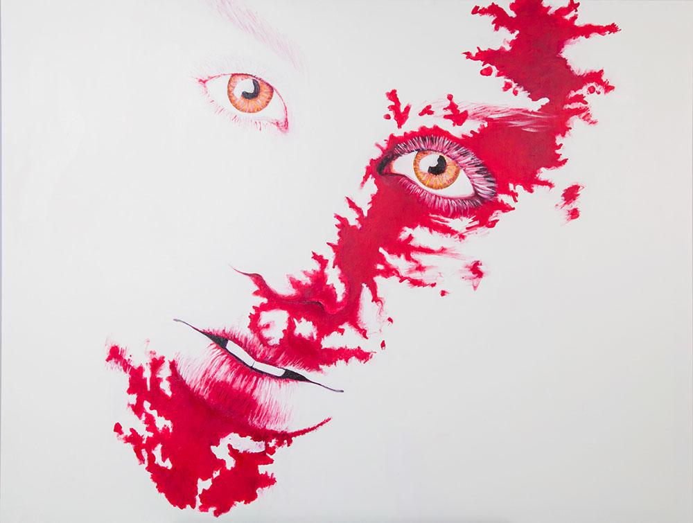 FIGURATIVE - Painting Series - Awareness