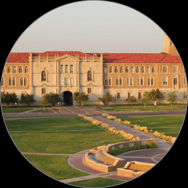 Texas Tech Campus -