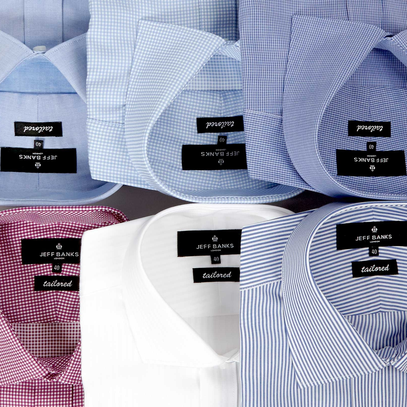 Business Shirts - 5 for $150 or $40 each*Excludes GANT