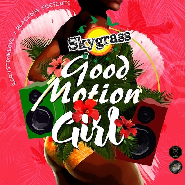 Good Motion Girl Release Date: Dec. 7th  #blackdub #blackdubmusic @rorystonelove @simonskygrass #reggae #reggaemusic #jamaicanmusic