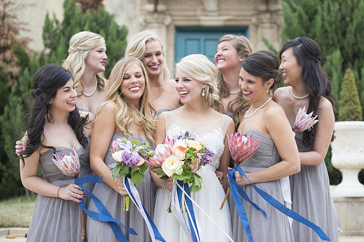 Dresser Mansion, Tulsa Oklahoma Wedding | Ely Fair Photography©