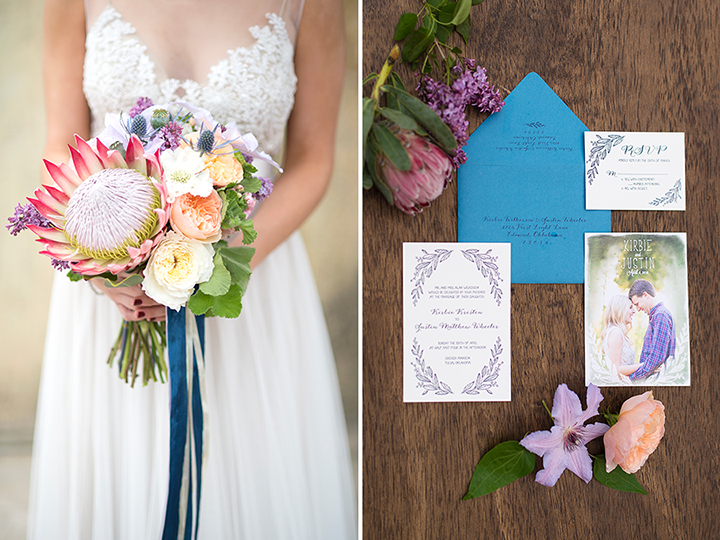 Dresser Mansion, Tulsa Oklahoma Wedding | Ely Fair Photography© | Florals by Birdie Blooms